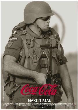 Coca-Cola-Protest